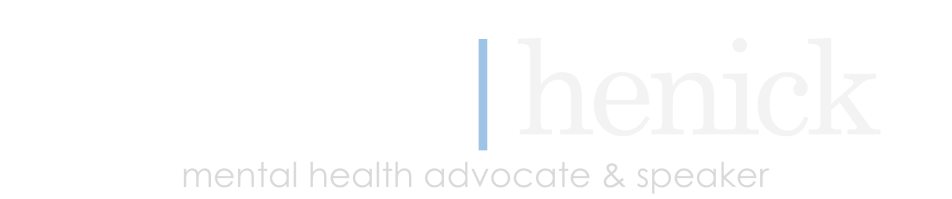 Mark Henick | Mental Health Advocate and Speaker